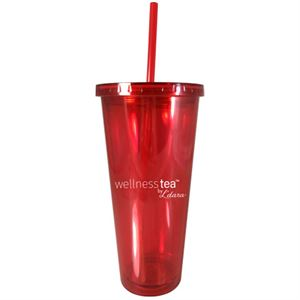 Picture of Ice Tea Red Tumbler (20 oz)